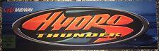 "Hydro Thunder Arcade Marquee 28.5""x9.25"""