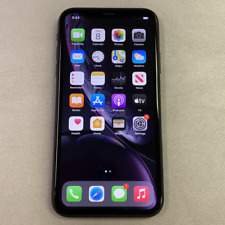 Apple iPhone XR - 256GB - Black (Unlocked) (Read Description) BJ1197