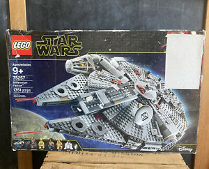 LEGO Star Wars: The Rise of Skywalker Millennium Falcon 75257 - 1351 Pieces