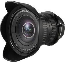 Laowa 15mm F4 Ultra Wide Angle 1:1 Macro lens + Shift - CANON EF mount - NEW UK