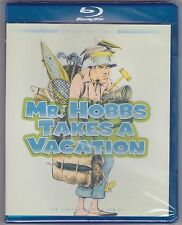 MR HOBBS TAKES A VACATION (1962) Blu-Ray,TWILIGHT TIME  limited Edition of 3000