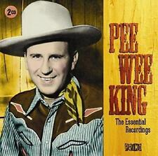 Pee Wee King - The Essential Recordings (NEW 2CD)