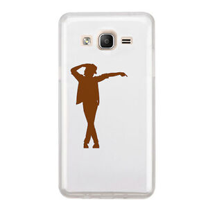 Jackson Dancing Sticker Die Cut Decal for mobile cell phone Smartphone Cup Mug