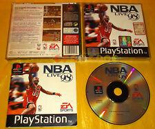 NBA LIVE 98 Ps1 Versione Ufficiale Italiana 1ª Edizione ○ COMPLETO - BQ
