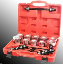 Universal Press Pull Sleeve Kit Bush Bearing Removal Insertion Tool Set