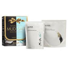 Ahava Bath Mineral Salts Dead Sea Pure Spa Cream Natural Relaxation Herbal Mud