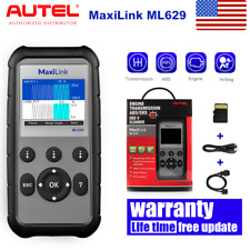 Autel ML629 OBD2 Engine ABS Airbag Transmission Scanner Auto Car Diagnostic Tool