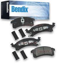 Bendix SBC506 Stop By Bendix Ceramic Brake Pads - Pair Left Right Pad PGD506 ji