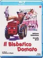 Blu Ray IL BISBETICO DOMATO - (1980) *** Adriano Celentano, Ornella Muti ***.NEW