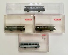 WIKING N - 4 Busse - 1:160 - Epoche IV - neuwertig -