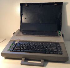 Brother Typewriter: Brothers Correctronic 50XL Daisy Wheel Electronic CE-50