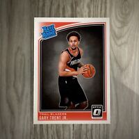 Gary Trent Jr 2018-19 Donruss Optic Rated Rookie RC #199