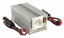 CONVERTISSEUR 12/220V ALLUME CIGARE SECTEUR 300W USB PC