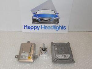 OEM 2016-2019 Buick Cascada Headlight HID Xenon Ballast Bulb Module Set Tested