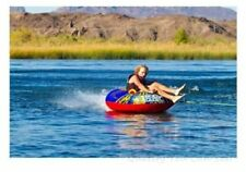 48'' Body Glove One Person Towable Tube Float Inflatable Ride on Lake Ski Raf