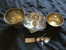 More details for 500gm solid silver - all hallmarked .925 scrap or sell (lot 1)