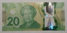 Banknote - Canada - 20 Dollars ($20) - 2012 - T. Macklem & M. Carney - Polymer