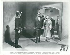 1958 Me and the Colonel Original Press Photo Danny Kaye Curt Jurgens