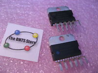 TDA7265 ST Microelectronics 25W 2-Channel Audio Amplifier IC NOS - Qty 2
