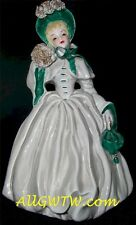 Scarlett O'Hara Vintage Blonde Gone With the Wind 1940 Florence Figurine