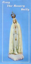Pray The Rosary Daily (Pack of 2) Pamphlet Guide for praying the Rosary