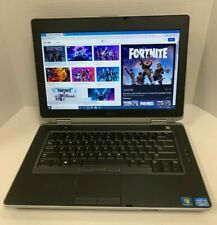 New listing Gaming Laptop Dell Latitude E6430 - 3Ghz i7-3540M 16Gb 256Gb Ssd 1600 x 900 Sp