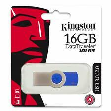 16GB USB Kingston Flash Drive G3 DT101G3/16GB Genuine Sealed New