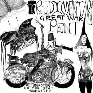 Rudimentary Peni - Great War SealedNEW LP Vinyl Conflict Anarcho Crass