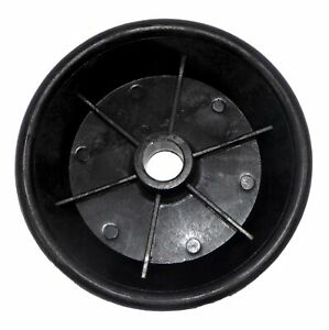 Jandy R0373700 3578 Nose Wheel Replacement for Jandy Ray-Vac Cleaner Black