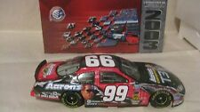 Nascar 99 Michael Waltrip Signed Terminator 3 Monte Carlo 124 Scale Diecast 2003