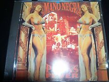 Mano Negra Putas Fever CD – Like New