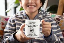 Cane Corso Mug - Cane Corso Gift - A Wise Man Once Said Mug - Gift For Dog Dad