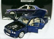 1/18 Minichamps 2004 Bentley Arnage T Metallic blue Rare