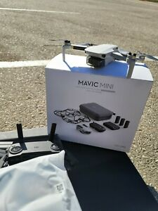 DJI Mavic Mini Fly More Combo 3 batteries, carry case. Excellent Condition!