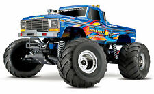Traxxas BIGFOOT No.1 BlueX RTR Monster Truck 1:10 2,4GHz 36034-1 RC Monstertruck