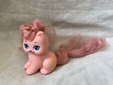 RARE Vintage Mattel My Little Pretty Kitty, Pink Cat Star 1989