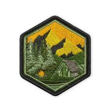 PDW Mountain Camp Sunset LTD ED Morale Patch TAD Prometheus Design