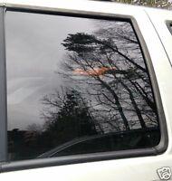 2001-2003 INFINITI QX4 PASSENGER RIGHT REAR DOOR GLASS WINDOW OEM