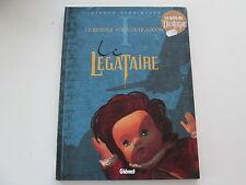 LE LEGATAIRE T1 EO2006 TBE/TTBE LE RENDEZ VOUS DE GLASGOW LE DECALOGUE