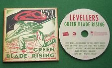 Levellers Green Blade Rising inc Pretty Target / Wild As Angels Enhanced CD