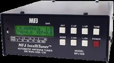 MFJ-929 - 200 Watt Compact Automatic   Antenna Tuner, W/  SWR Meter 1.8-30 MHz