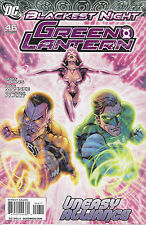 GREEN LANTERN 46...NM-...2009...Geoff Johns,Doug Mahnke!...Bargain!