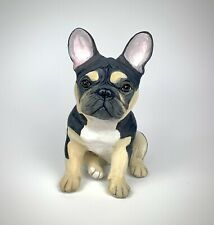 French Bulldog Memorial Statue,Personalised Dog Memorial, Dog Sculpture, Dog Urn