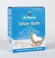 Antiquax SIlver Bath/Deep Clean/Solution/Dip/Simply Add Water/No Rubbing/Cleaner