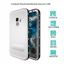 Case Waterproof For Samsung Galaxy S9 White