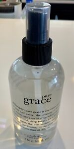 New Philosophy Women's Pure Grace Body Spray Spritz  - 8 oz / 236 ml