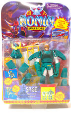 Ronin Warriors Sage Warrior of Wisdom Action Figure Playmates 1999 New Sealed