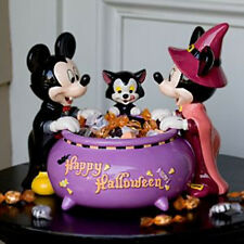 Disney Mickey Mouse Halloween Candy Dish