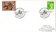 26 JULY 1993 COVER 350th ANNIVERSARY OF THE STORMING OF BRISTOL SHS (e)