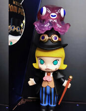 POP MART x KENNYSWORK Molly Steam Punk Octopus Popo Mini Figure Designer Art Toy